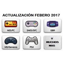 Actualización Febrero 2017